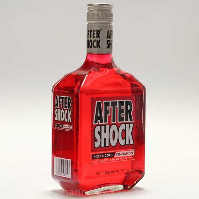 After Shock Likör
